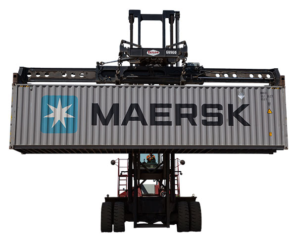 Container handler